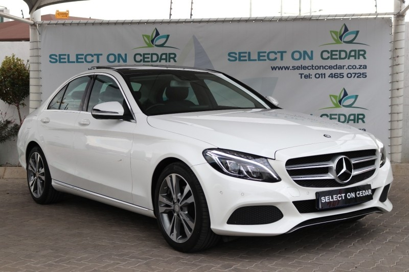 Used mercedes benz c class c200 auto for sale in gauteng for Mercedes benz c class used cars for sale