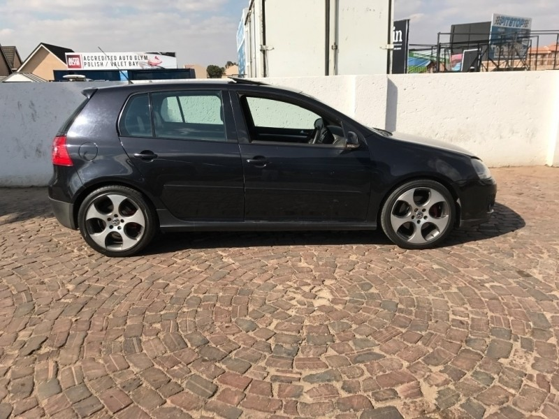 used volkswagen golf 2008 vw golf 5 gti for sale in gauteng id 2387642. Black Bedroom Furniture Sets. Home Design Ideas