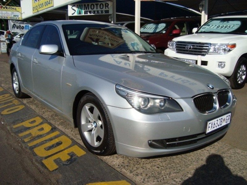 used bmw 5 series 523i a t e60 for sale in gauteng id 2389724. Black Bedroom Furniture Sets. Home Design Ideas
