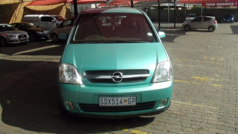 used opel meriva 1 7 cdti elegance for sale in gauteng id 2389830. Black Bedroom Furniture Sets. Home Design Ideas
