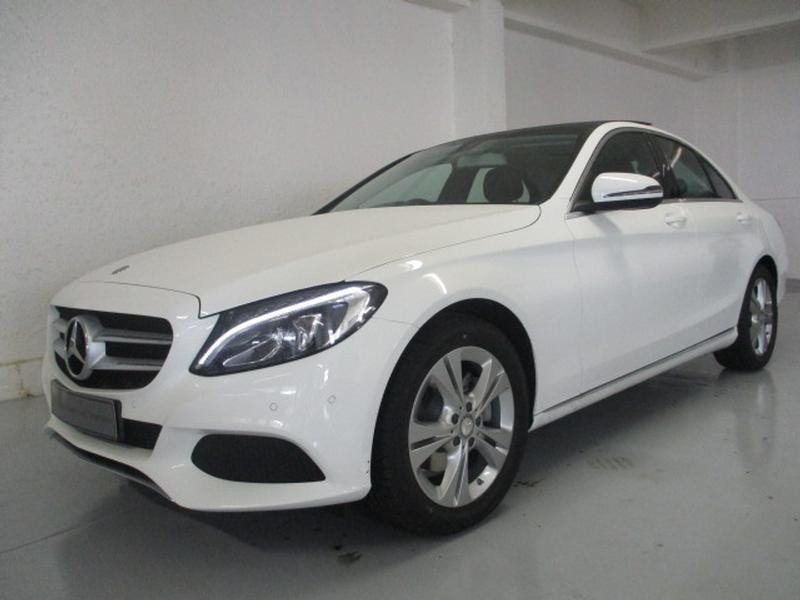Used mercedes benz c class c200 avantgarde for sale in for Mercedes benz c200 2017