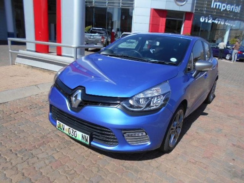 used renault clio iv 900 t gt line 5 door 66kw for sale in gauteng id 2390270. Black Bedroom Furniture Sets. Home Design Ideas