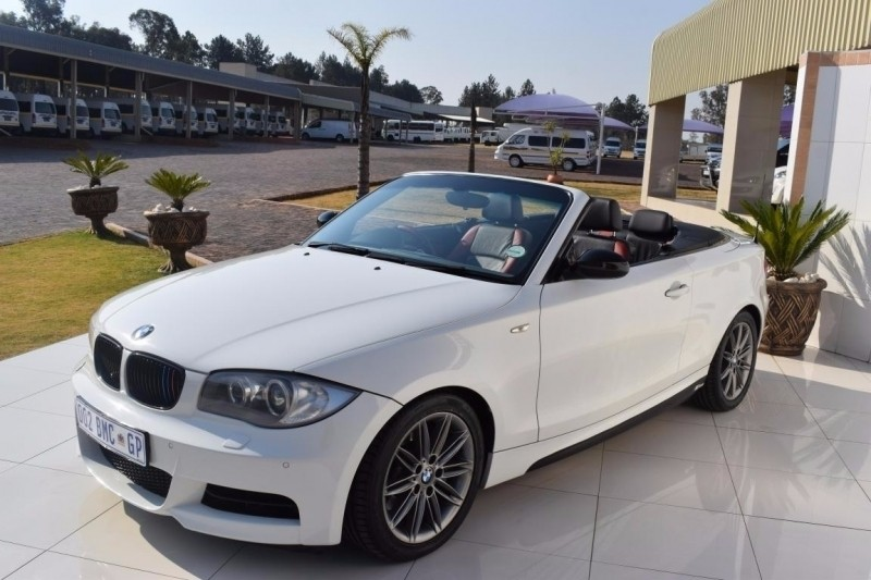 used bmw 1 series 135i convertible m sport auto for sale in gauteng id 2390388. Black Bedroom Furniture Sets. Home Design Ideas