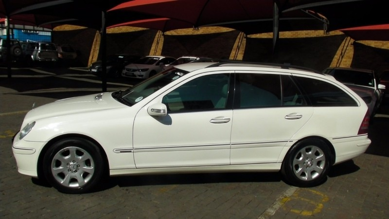 used mercedes benz c class c230 classic for sale in gauteng id 2390842. Black Bedroom Furniture Sets. Home Design Ideas