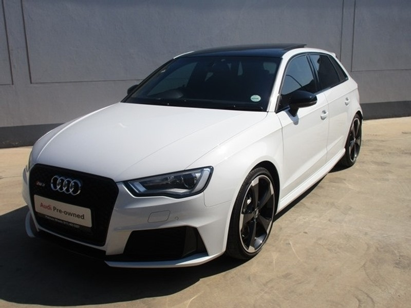 Used Audi Rs3 RS3 270KW SPORTBACK STRONIC for sale in ...