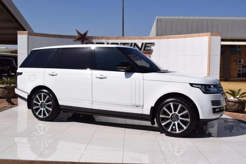 used land rover range rover 5 0 v8 s c lwb autobiography for sale in gauteng id. Black Bedroom Furniture Sets. Home Design Ideas