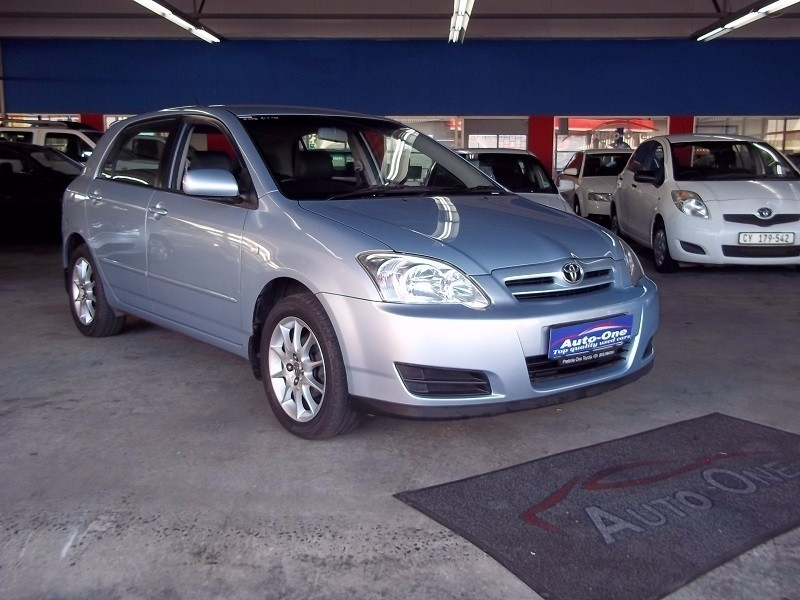Used Toyota Runx 160i Sport For Sale In Western Cape