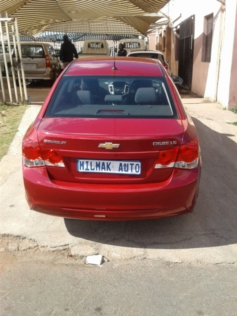 used chevrolet cruze sedan for sale in gauteng id 2397000. Black Bedroom Furniture Sets. Home Design Ideas
