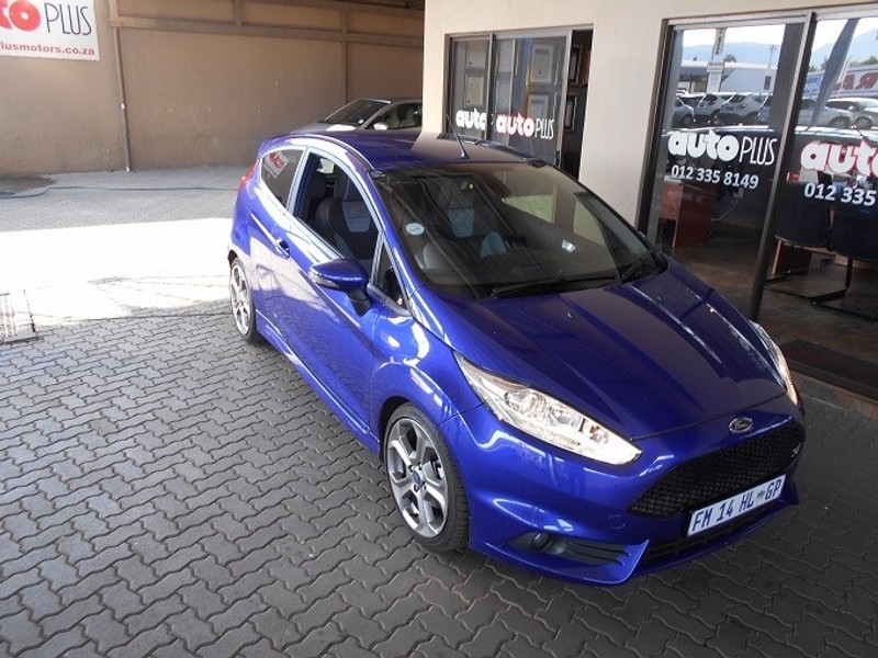 used ford fiesta st 1 6 ecoboost gdti for sale in gauteng id 2397158. Black Bedroom Furniture Sets. Home Design Ideas