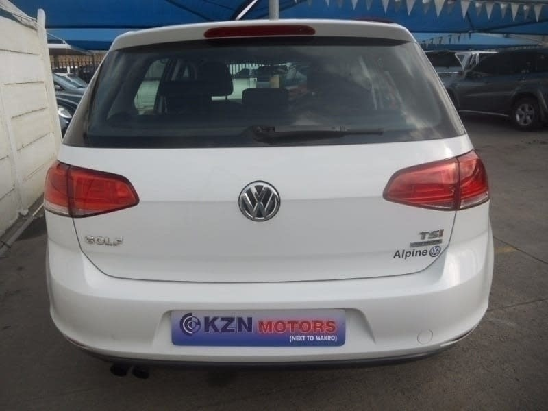 Used Volkswagen Golf Vii 1 4 Tsi Trendline For Sale In