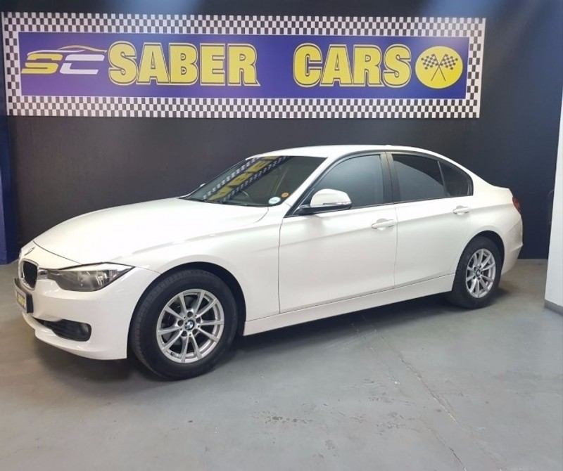 Used BMW 3 Series 320i (f30) For Sale In Gauteng