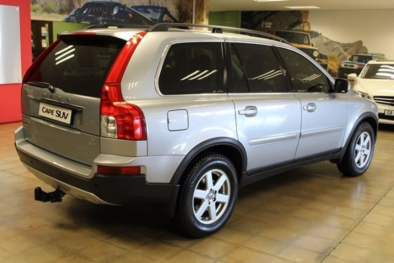used volvo xc90 d5 a t for sale in western cape id 2399804. Black Bedroom Furniture Sets. Home Design Ideas