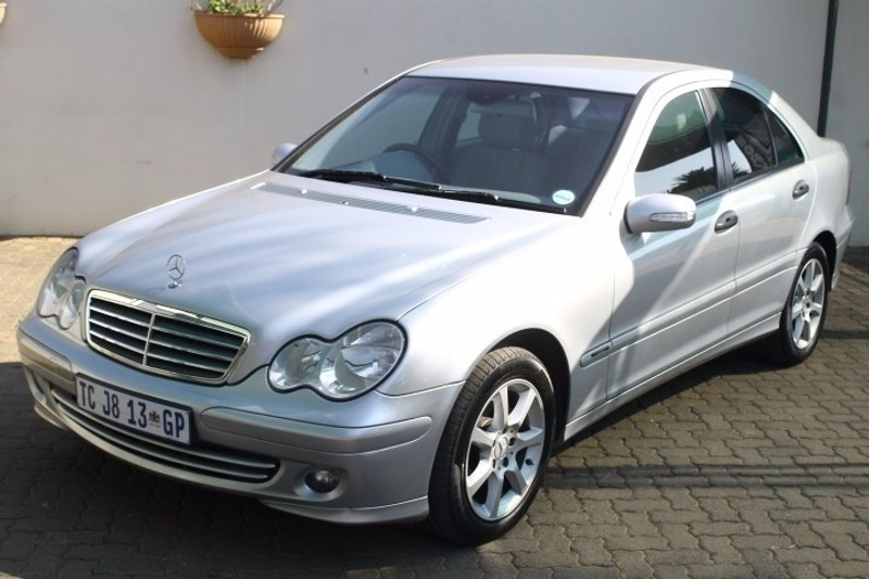 Used mercedes benz c class c200k classic for sale in for 2006 mercedes benz c class for sale
