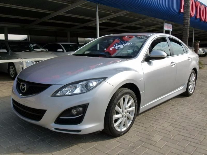 used mazda 6 2 0 active for sale in north west province. Black Bedroom Furniture Sets. Home Design Ideas