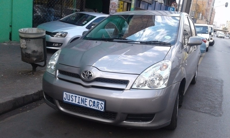 used toyota verso cash only for sale in gauteng id 2401032. Black Bedroom Furniture Sets. Home Design Ideas