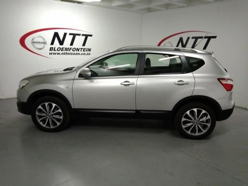 Used Nissan Qashqai 2.0 Acenta for sale in Free State ...