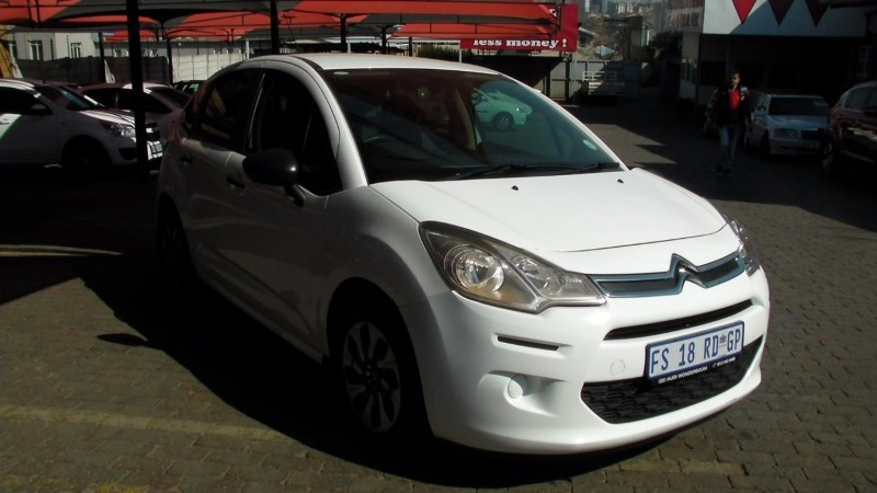 used citroen c3 1 2 vti 82 attraction for sale in gauteng id 2401596. Black Bedroom Furniture Sets. Home Design Ideas