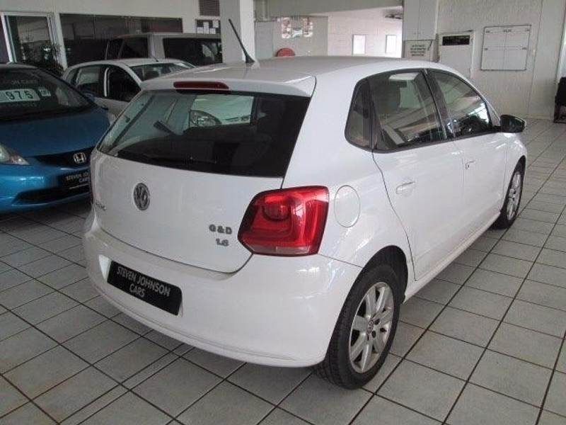 Used Volkswagen Polo 1 6 Comfortline Tip For Sale In