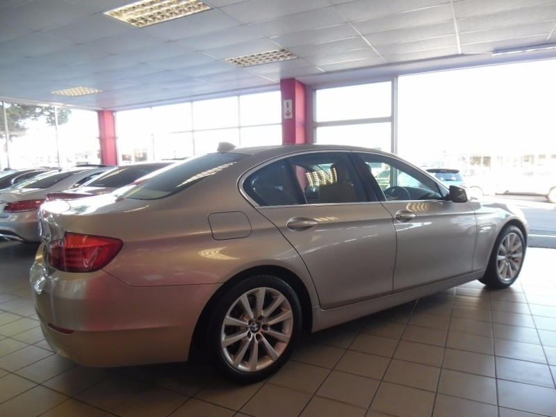 used bmw 5 series 2013 bmw 520d exclusive f10 steptronicsold for sale in western cape. Black Bedroom Furniture Sets. Home Design Ideas