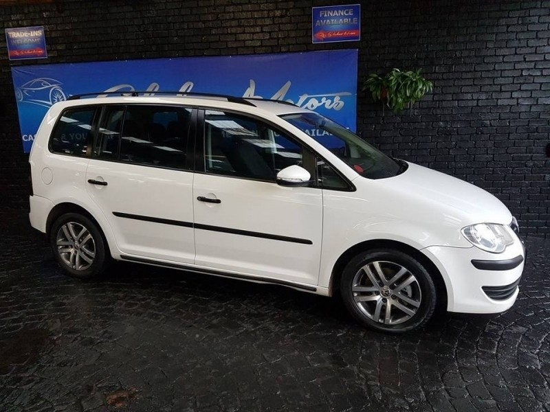 Summary -> Vw Touran In Gauteng Used Cars For Sale Gumtree