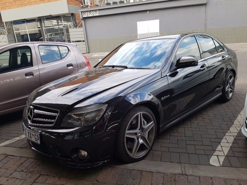 Used mercedes benz c class c63 amg s for sale in gauteng for 2008 mercedes benz c300 for sale