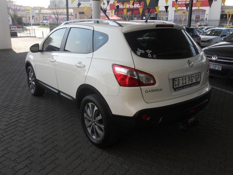 used nissan qashqai 2 0 dci acenta for sale in gauteng id 2404166. Black Bedroom Furniture Sets. Home Design Ideas
