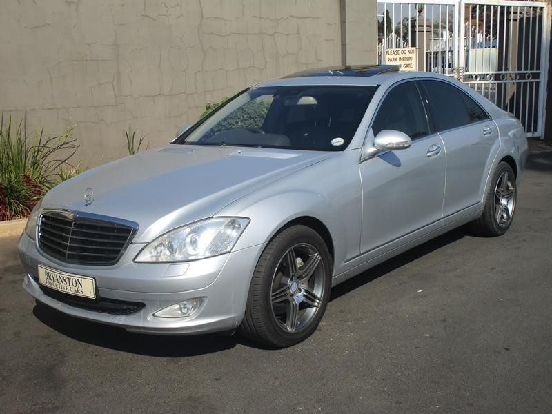 Used mercedes benz s class s 320 cdi for sale in gauteng for Mercedes benz 320 cdi for sale