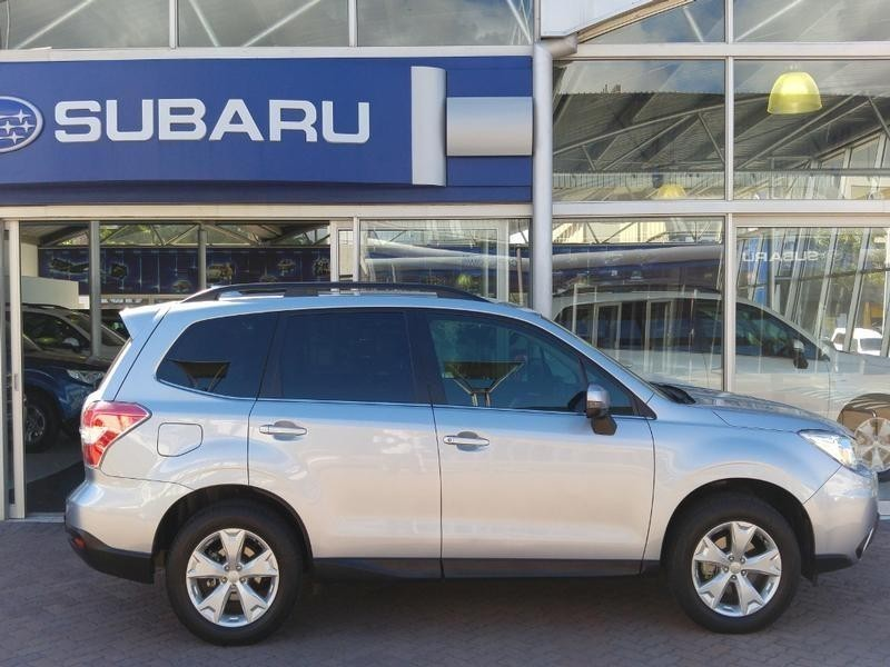 used subaru forester 2 5 xs cvt for sale in western cape id 2404764. Black Bedroom Furniture Sets. Home Design Ideas