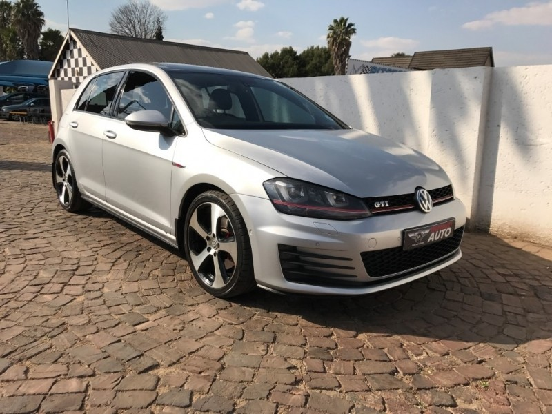used volkswagen golf 2013 volkswagen golf 7 gti dsg for. Black Bedroom Furniture Sets. Home Design Ideas