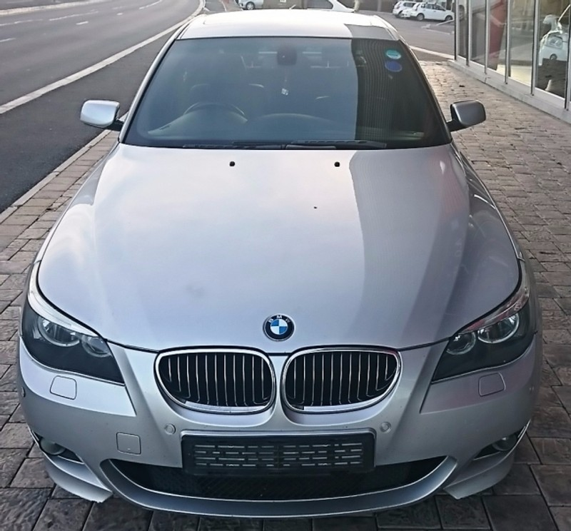 Used BMW 5 Series 523i A/t (e60) For Sale In Western Cape