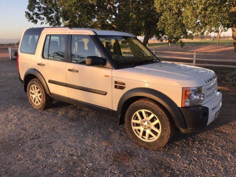used land rover discovery 3 td v6 se a t for sale in western cape id 2405808. Black Bedroom Furniture Sets. Home Design Ideas