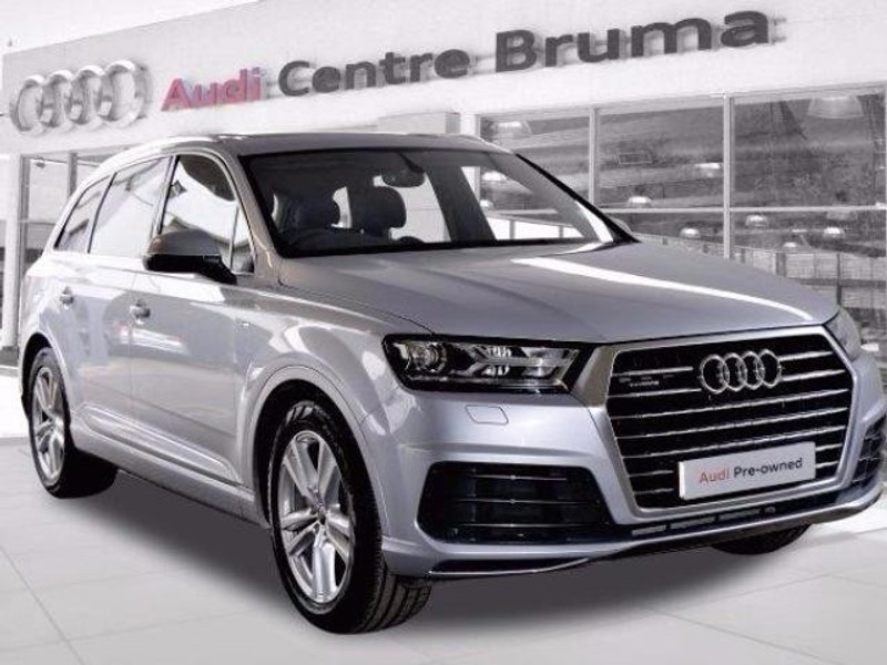 used audi q7 3 0 tdi v6 quattro tip for sale in gauteng id 2406634. Black Bedroom Furniture Sets. Home Design Ideas