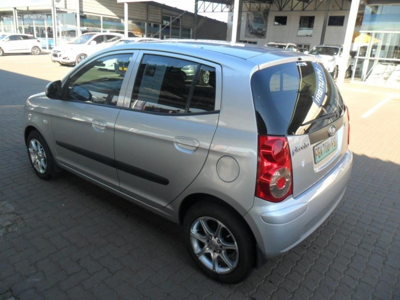 used kia picanto 1 1 lx a c for sale in gauteng id 2410960. Black Bedroom Furniture Sets. Home Design Ideas