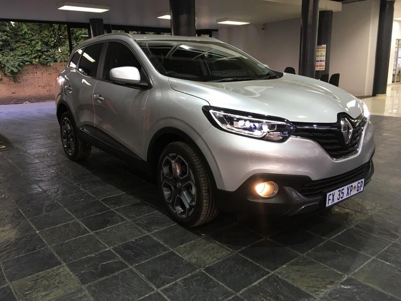 used renault kadjar 1 6 dci 4x4 for sale in gauteng id 2411932. Black Bedroom Furniture Sets. Home Design Ideas