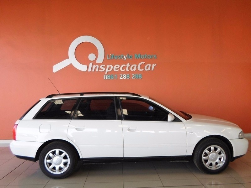 used audi a4 1 8 avant a t s wagon for sale in gauteng id 2414868. Black Bedroom Furniture Sets. Home Design Ideas