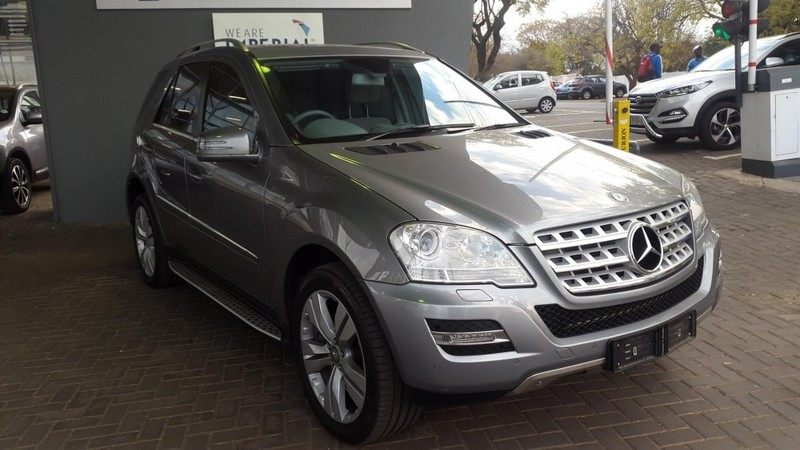 Used mercedes benz m class ml 500 a t for sale in gauteng for 2010 mercedes benz m class for sale