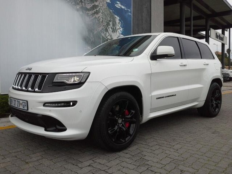 used jeep grand cherokee srt8 for sale in western cape id 2416500. Black Bedroom Furniture Sets. Home Design Ideas