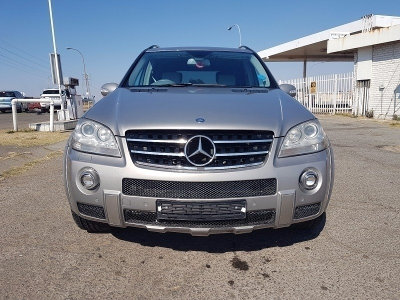 Used mercedes benz m class ml 63 amg for sale in gauteng for Mercedes benz ml 2008 for sale