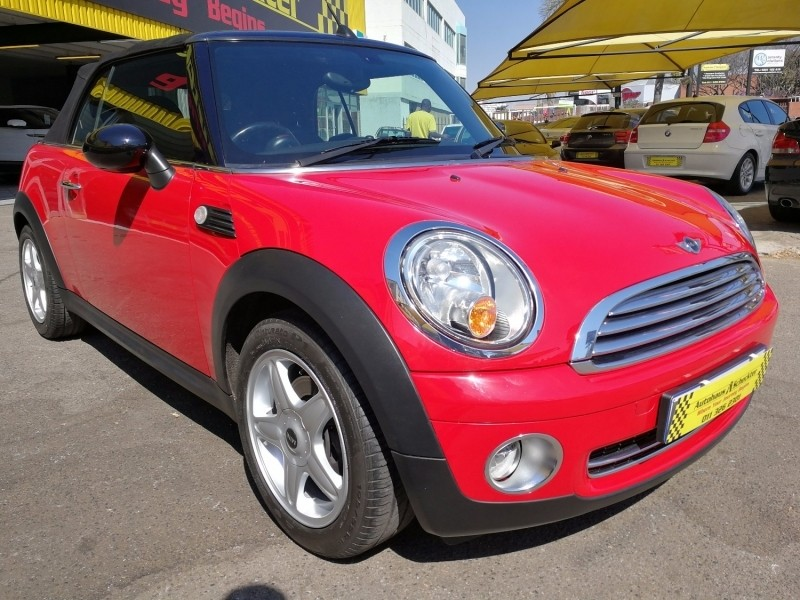 used mini cooper convertible for sale in gauteng id 2416908. Black Bedroom Furniture Sets. Home Design Ideas