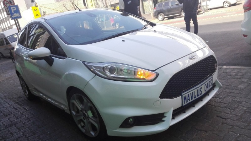 used ford fiesta st 200 1 6 ecoboost 3 door for sale in gauteng id 2417458. Black Bedroom Furniture Sets. Home Design Ideas