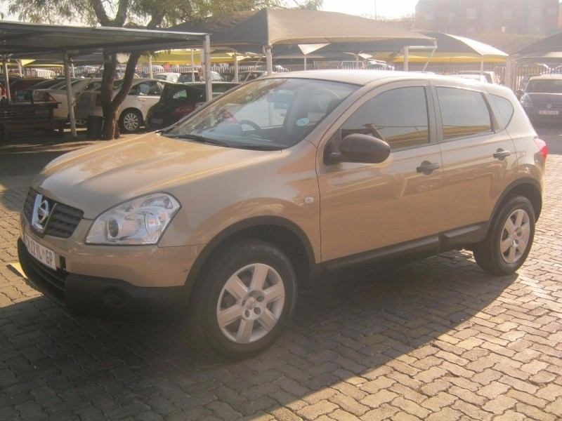 used nissan qashqai 1 6 acenta for sale in gauteng id 2417950. Black Bedroom Furniture Sets. Home Design Ideas