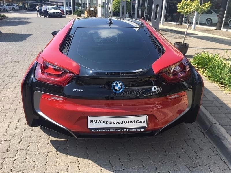 used bmw i8 bmw i8 edrive coupe protonic red for sale in gauteng id 2417994. Black Bedroom Furniture Sets. Home Design Ideas