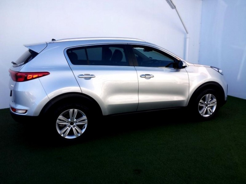 used kia sportage 2 0d ex auto for sale in western cape. Black Bedroom Furniture Sets. Home Design Ideas