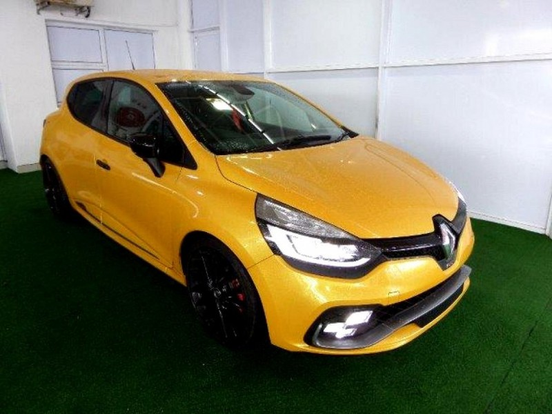 used renault clio iv 1 6 rs 220 edc trophy for sale in western cape id 2420960. Black Bedroom Furniture Sets. Home Design Ideas