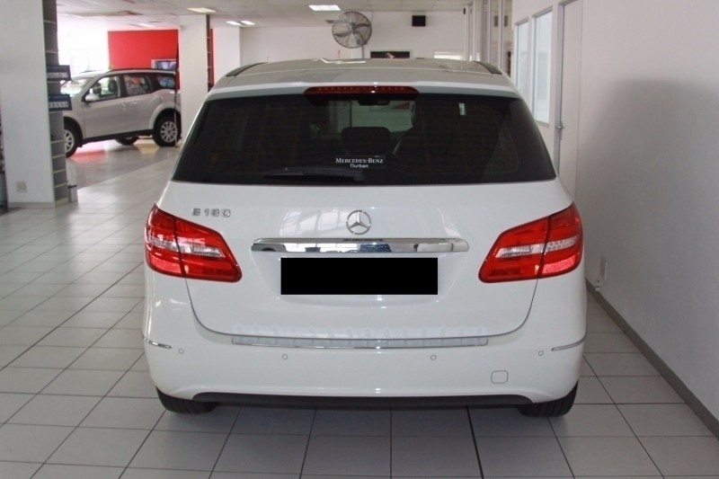 Used Mercedes Benz B Class B 180 Be A T For Sale In