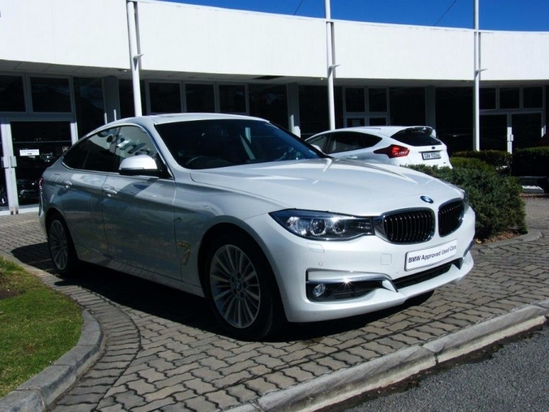used bmw 3 series bmw 320d auto gran turismo luxury line for sale in western cape. Black Bedroom Furniture Sets. Home Design Ideas