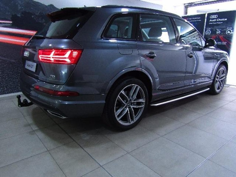Used Audi Q7 3 0 Tdi V6 Quattro Tip For Sale In Kwazulu