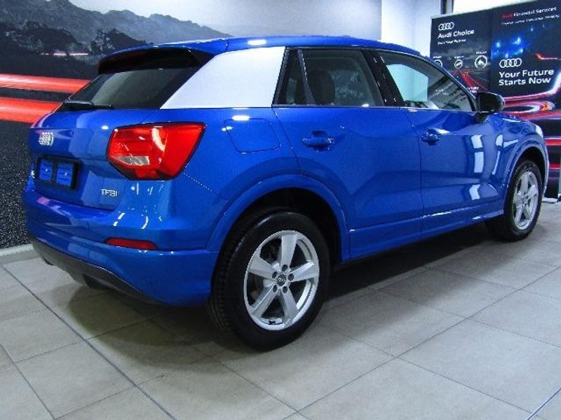 Used Audi Q2 1 4t Fsi Sport S Tronic For Sale In Kwazulu