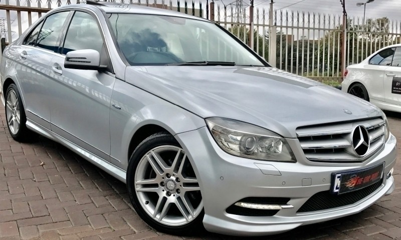 used mercedes benz c class c180 amg line auto for sale in. Black Bedroom Furniture Sets. Home Design Ideas