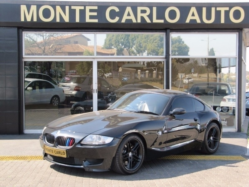 Used BMW Z4 M Coupe for sale in Gauteng - Cars.co.za (ID:2424046)